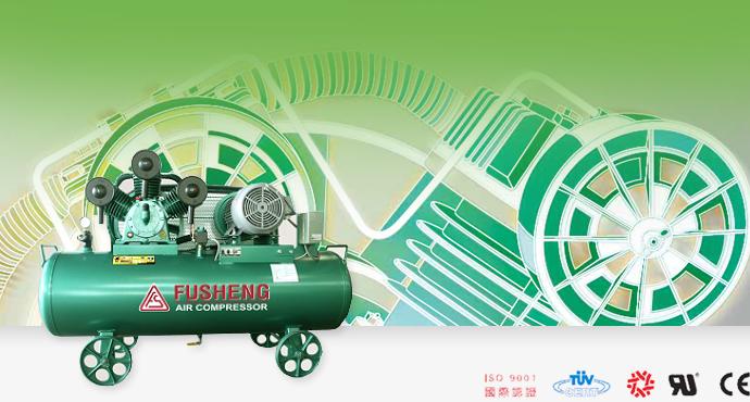 2.Các loại máy nén khí theo cơ chế hoạt động