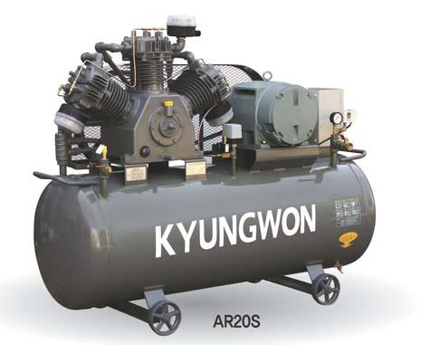 Máy nén khí PIston Kyungwon AR20S