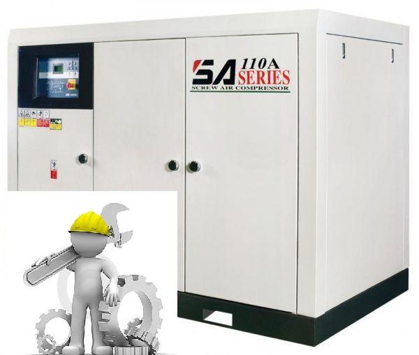 Sửa chữa- bảo dưỡng máy nén khí Fusheng