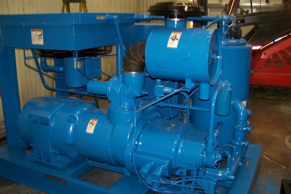 Sửa chưa-  bảo dưỡng máy nén khí Quincy